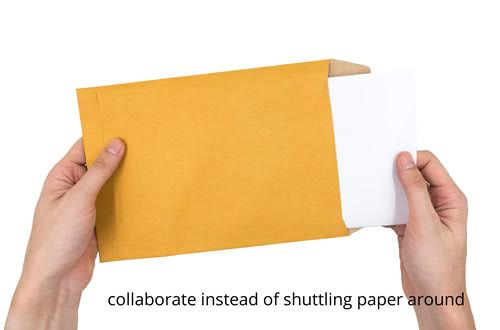 PixelFlik - Collaborate instead of shuttling paper around